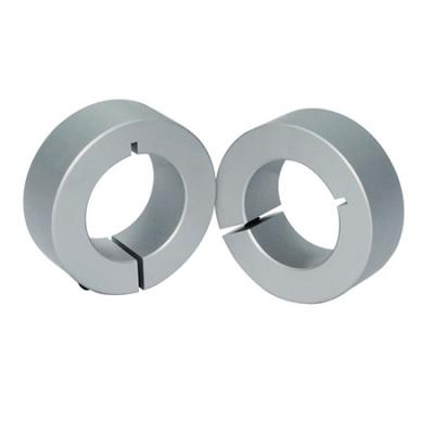 Aluminum alloy open type fixed sleeve bearing clamping Shaft Collars