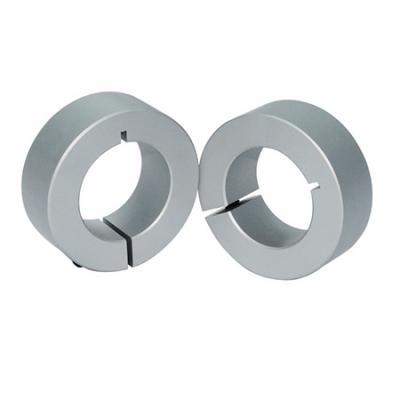 Aluminum alloy open type fixed sleeve bearing clamping Shaft Collars