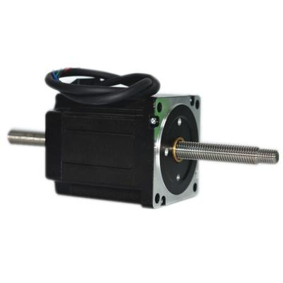 NEMA34 non-captive linear stepper motor