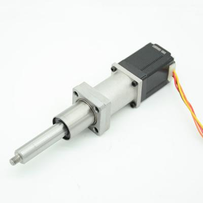Non-captive linear stepper motors stock for promotion