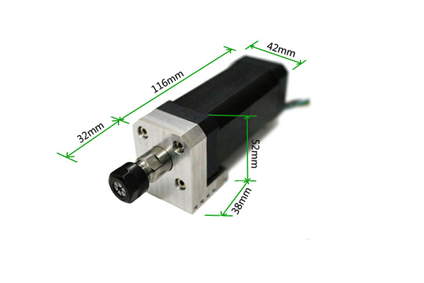 100w bldc spindle