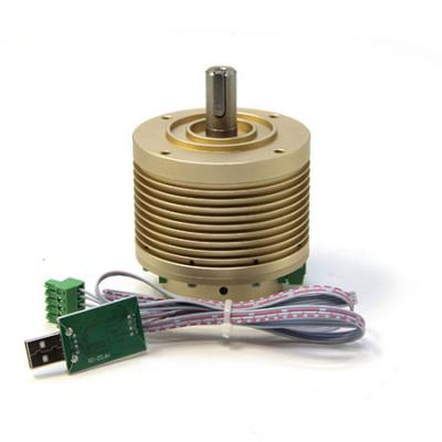 BLDC Servo Motor with ModBus or CANBus driver size 60