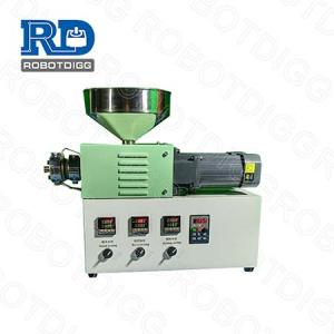 Single or twin screw extruder