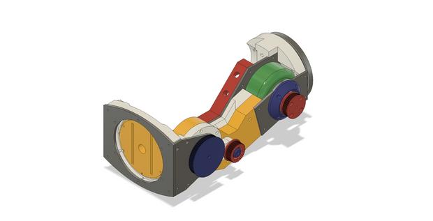 7DoF Robot Arm