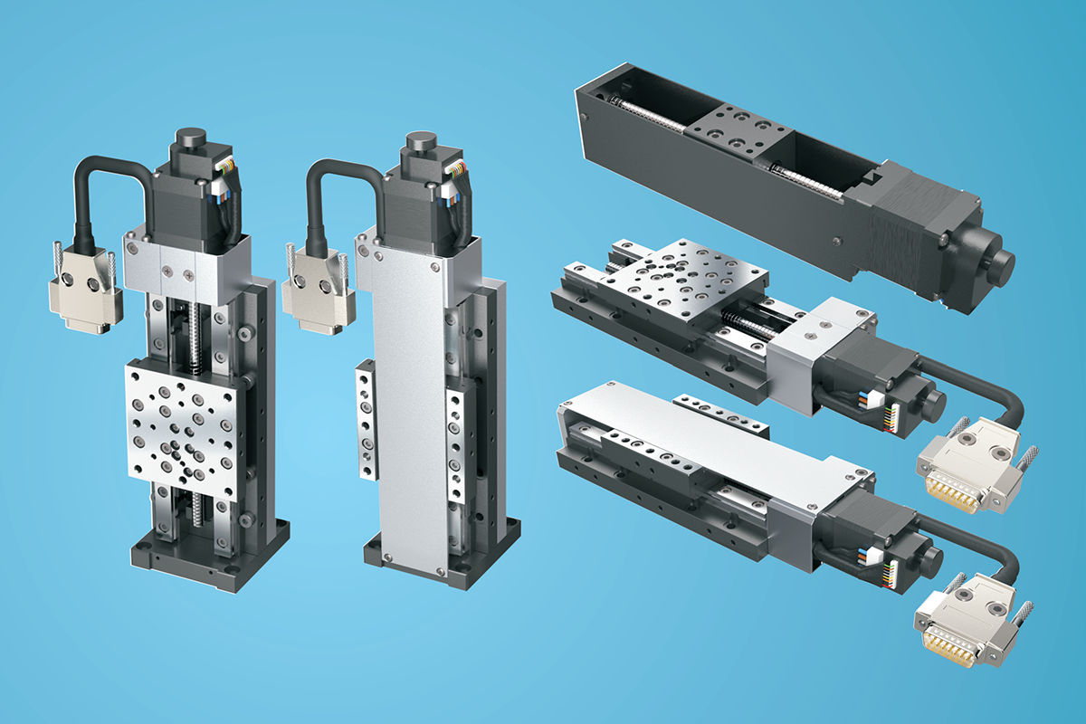 servo stepper linear modules