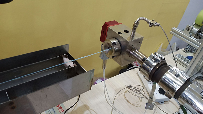 Nose Wire Extrusion Line