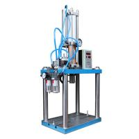 3T or 5T 4 pillar 2 or 3 plates pneumatic press