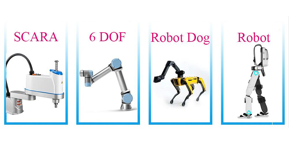 Servo Motor for Robot Arm