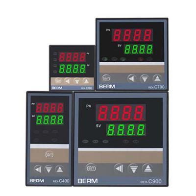 Digital Adjustable PID Temperature Controller Panel Thermostat REX-C100