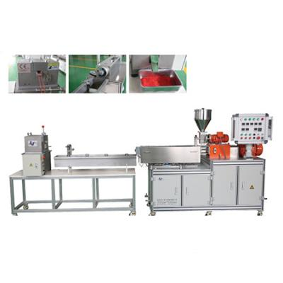 PTS22 parallel twin screw extruder pelletizing line