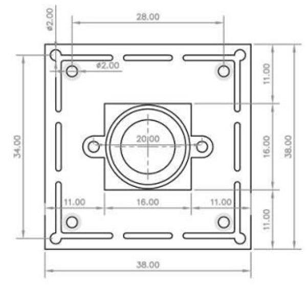 OpenCV camera