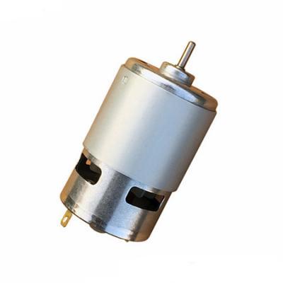 12V or 24V 775 DC motor, gear motor