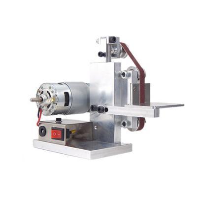 Mini DIY belt polishing grinding fixed angle Sharpening Machine