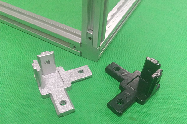 Inside Corner Bracket for Aluminum Profile