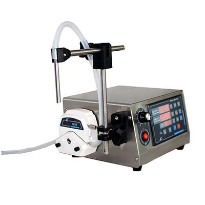 GR1-1B or GR2-1B YZ25 peristaltic pump filling machine