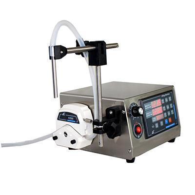 GR1-1B or GR2-1B YZ25 peristaltic pump filling machine