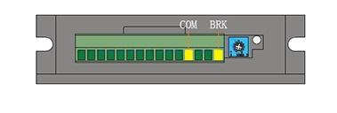 BRK control