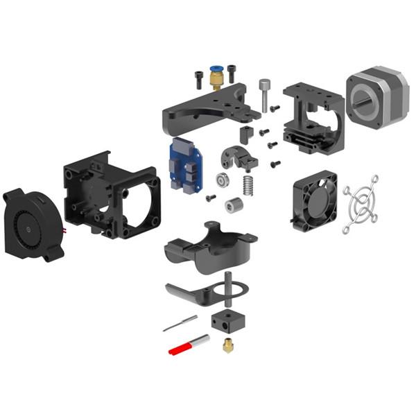 H3D 3D Printer Extruder