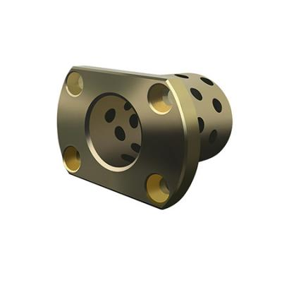 6 or 8mm flanged selfgraphite linear bearing