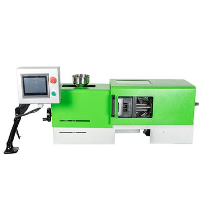 Desktop electrical injection molding machine