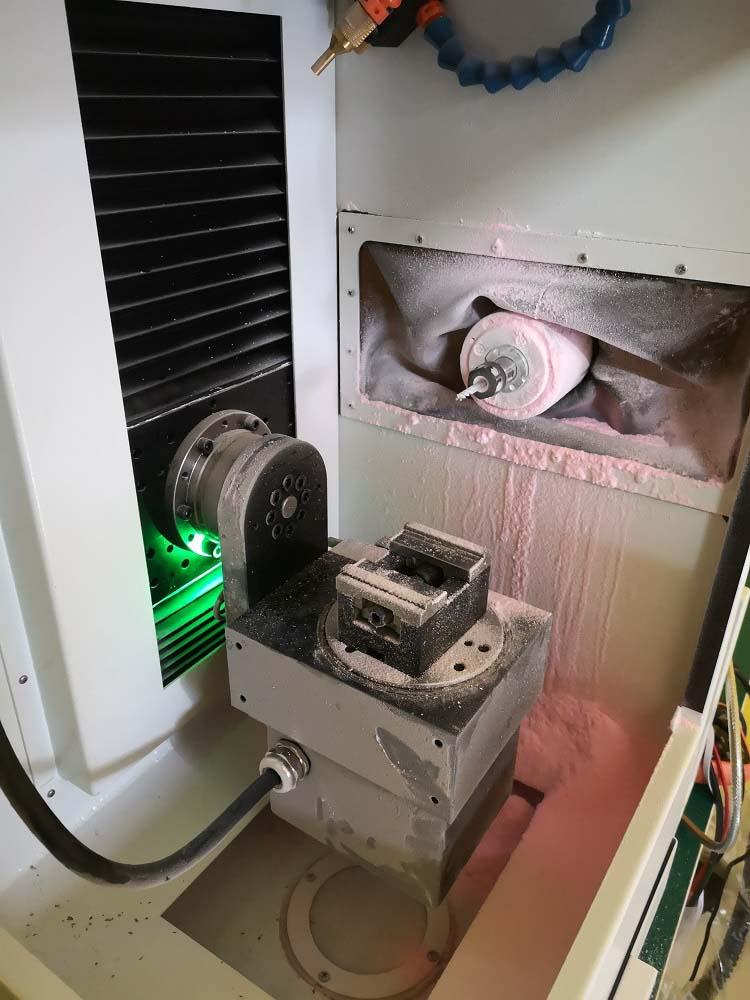 5-axis CNC RobotDigg