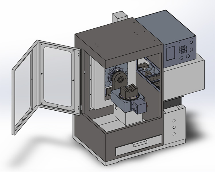 5-axis cnc milling
