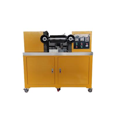 Lab use Double Rollers Rubber Mixing Mill
