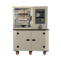 Platen Vulcanizing Machine rubber press for experiment