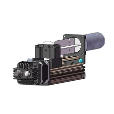 Stepper motorized linear module 50ml syringe pump