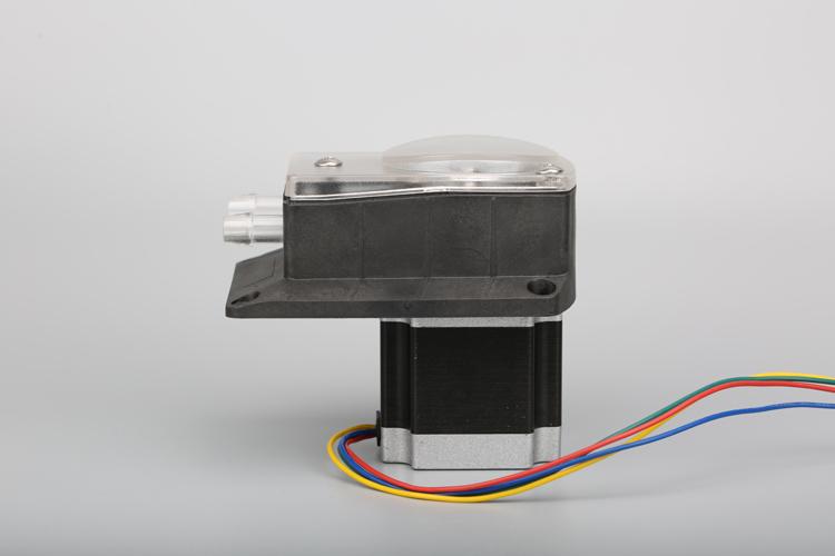 stepper motorized peristaltic