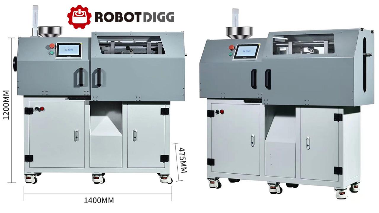 RobotDigg Injection Molding