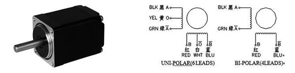 nema11 stepper motor wiring