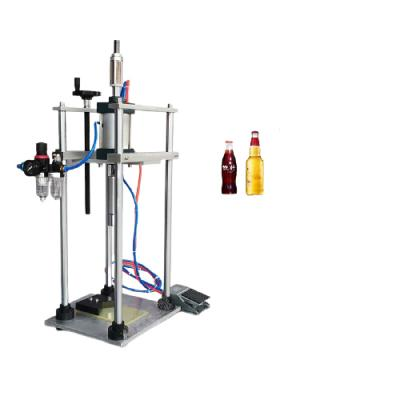 Beer Bottle Crown Capping Machine