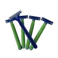 Single, twin or triple blade disposable razors