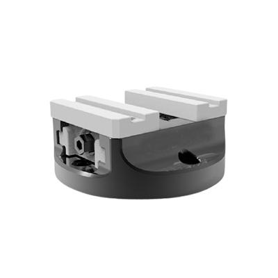 Self-centering vise the 4th or 5th axis for milling machine