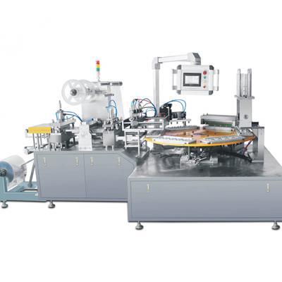 AR350 paper-plastic blister packaging machine