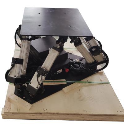 3DOF or 6DOF Motion Simulator Platform