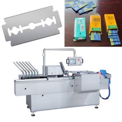 Double Edge Razor Blades Cartoning Machine