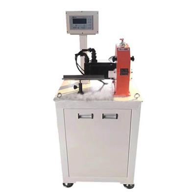 Servo motor fly-knife rotary cutter for plastic extrusion