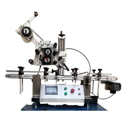 MT-160 Desktop Automatic Flat Labeling Machine