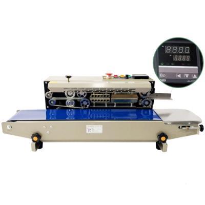 FR900 Plastic/Aluminum Bag Sealing Machine