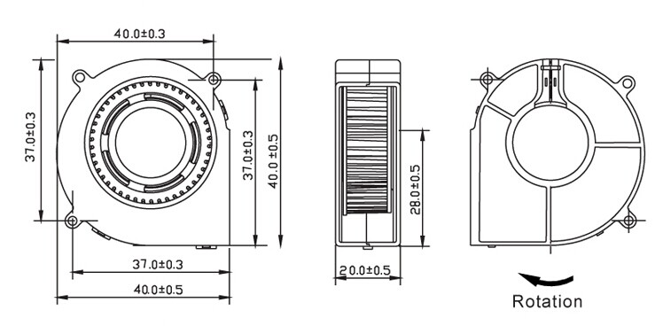Blower Fan Auto Electrical Wiring Diagram